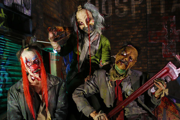 House of Torment: Austin